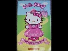(1006) Little Readers - Princess Party - YouTube