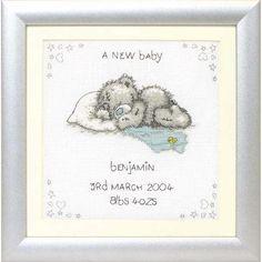 A New Baby Cross Stitch Kit I Love Cross Stitch