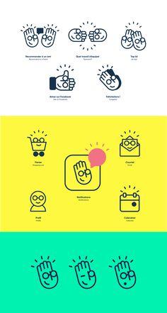 App Design, Branding Design, Logos, Behance Net, Manon, Icons, Illustrations, Videos, Projects