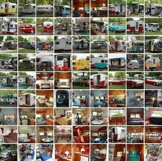 Pictures from the Tin Can Tourist Spring 2011 Rally. Lots of vintage trailer eye candy here!