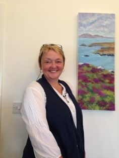 Bron Jones - Level 1 Tutor for SA postcodes. Bron recently retired as Deputy Head Teacher of a primary school in Swansea, to rediscover her creativity. She is experimenting with paintings in acrylics and watercolours, and developing her small business in hand-painted lampshades at LighthARTed, where she lives in Carmarthenshire. Bron recently qualified as a Level 1 Powertex tutor and is looking forward to developing her own skills in using Powertex in her own art as well as providing…