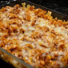 burrito casserole (mix with spaghetti squash instead of flour tortillas)