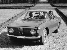 1964 Alfa Romeo Giulia Sprint GTC