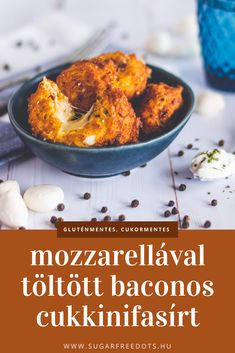 Atkins, Mozzarella, Sugar Free, Mashed Potatoes, Bacon, Ethnic Recipes, Food, Whipped Potatoes, Smash Potatoes