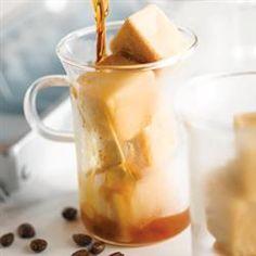 Coffee Ice Cubes!