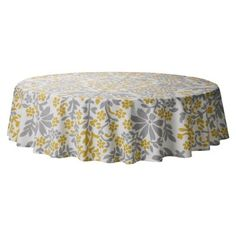 Would it be weird to buy a tablecloth that matches my bedspread? I think this is in stock at my store...