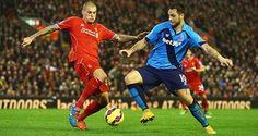 Preview Liverpool vs Stoke City: The Reds Rindu Kemenangan