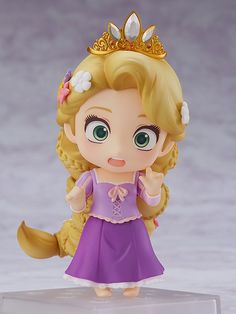 Tangled: Nendoroid Rapunzel di Good Smile Company in preordine – itakon.it