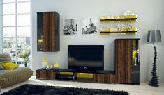 RoHol - The Austrian Wood Composer Flat Screen, Interior Design, Wood, Alternative, Old Wood, Oak Tree, Interior Architecture, Interior, Homes