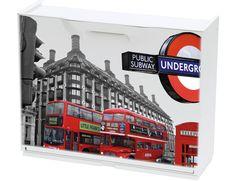 #Decoracion #Londres #London #Underground