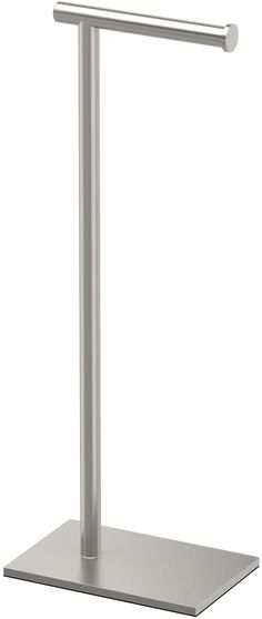 Gatco 1431SN Modern Rectangle Base Freestanding Toilet Paper Holder, 22.25-inch, Satin Nickel - - Amazon.com Toilet Paper, Satin, Base, Home Additions, Modern, Amazon, Trendy Tree, Riding Habit, Toilet Paper Roll