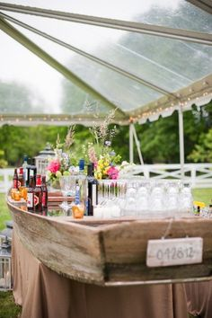 A collection of beautiful rustic elements to inspire wedding planning!