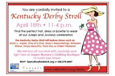 Kentucky Derby Strol