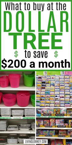 Who doesn't love the Dollar Tree!! Here are 50 awesome money saving Dollar Tree Hacks that will for sure catch your eye. If you are looking for inexpensive bathroom organization ideas, DIY decor, cheap craft hacks, and easy storage solutions this is your place to shop! #dollartree #savemoney #dollarstore #savingmoney #dollartreediy #whattobuyatthedollartree