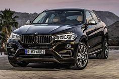BMW F16 X6 2014