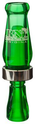 Rich-N-Tone Original Duck Call - Kelly Green