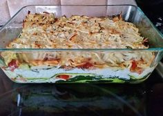 Zucchini Lasagna Recipe  Lean and Green meal for Take Shape For Life fueled by Medifast