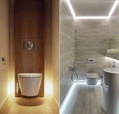 Bad Modern Gestalten Mit Licht_kleines Badezimmer Ideen Mit