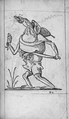 François Desprez, f. G2 Dessin 93 Les Songes drolatiques de Pantagruel A Paris : Par Richard Breton 1565 (45)