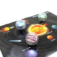 Planetary Motion Lightning Lab Program