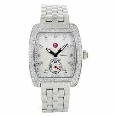 Michele Mini Urban Silver Diamond Sial Ladies Watch MWW02A000508 Michele. $1250.00