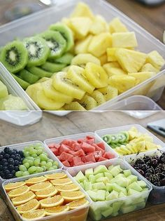 果物は食後のデザートに食べることも多く、ホームパーティーでは他の準備もあって早めに果物をカットしておけたら楽ですよね。しかし果物は、切って時間が経つほど酸化し、水分も蒸発してしまうので長期間の保存にはむきません。切って半日ほどで食べるようにしましょう。  使うまな板やナイフを清潔に保ち、できたら生肉などを切らない果物専用のまな板があると安心です。またカットした果物は、痛まないようすぐに冷蔵庫に入れるのが鉄則。  りんごなど酸化し色が変わりやすい果物は、レモン汁や塩水につけると変色しません。フルーツ盛り合わせは、へたりやすいミントやハーブ、冷蔵保存が苦手なトロピカルフルーツは出す直前に飾り付けるなど、工夫しましょう。