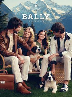 Bally Spring Summer 2012, Miranda Kerr