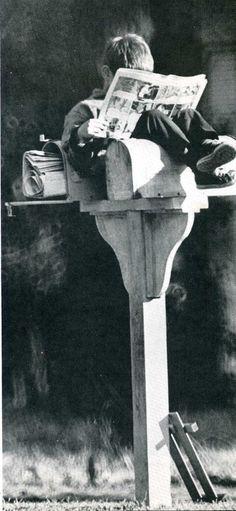 Самый сок! - Фотографии из журнала LIFE 60-х годов