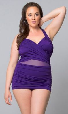 Sand and Glam Illusion Swimsuit #plussize #swimsuit #bbw #curvy #fullfigured #plussize #thick #beautiful #fashionista #style #fashion #shop #online www.curvaliciousclothes.com TAKE 15% OFF Use code: SVE15 at checkout