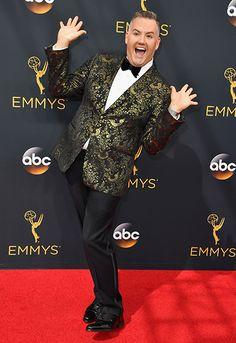 Ross Matthews #Emmys