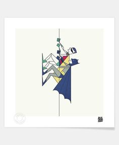 The POW! of love as Limited Edition Art Print