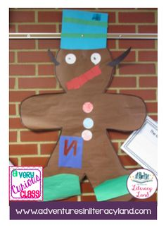 Student-Created Gingerbread Variations