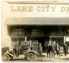 Township: Lake City Arkansas Township Incorporated: 1889 Settlement: Called Old Town in 1848, later known as Lake City Town