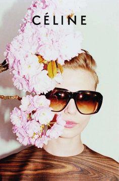 Celine Fall 2011 Ad Campaign.