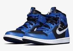 The Air Jordan 1 Zoom Air CMFT SE Dresses Up In A Royal-Inspired Colorway Tar Heels Football, Air Jordan Shoes, Jordan 1 Retro High, Nike Women, Fashion Shoes, Air Jordans, Nike Air, Footwear, Sneakers Nike
