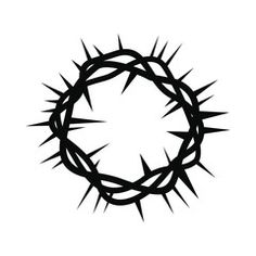 Crown of thorns black simple icon Royalty Free Vector Image , Black Ink Tattoos, Body Art Tattoos, New Tattoos, Tatoos, Thorn Tattoo, Arm Tattoo, Sleeve Tattoos For Women, Tattoos For Women Small, Stammestattoo Designs