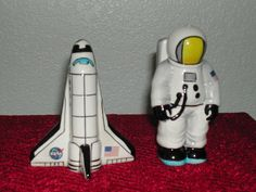 salt and pepper shakers by cnccollectables on Etsy, $7.99