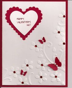 Valentine's Day by bmbfield - Cards and Paper Crafts at Splitcoaststampers
