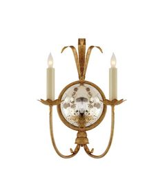 Gramercy Double Arm Wall Sconce