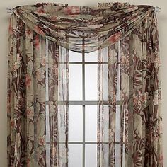 1000 Images About Window Scarf Ideas On Pinterest