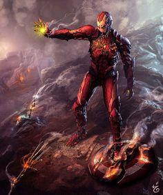 Symbiote Ironman