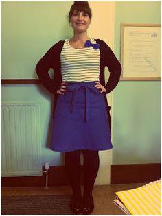 Zoe's gorgeous Miette skirt