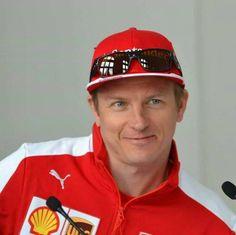 #F1 Pilot: Kimi Raikkönen