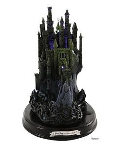 WDCC Sleeping Beauty Maleficents Castle Forbidden Fortress A WDCC Walt Disney Classics Collection Figurine 4002130 From the Disney Classics Series Sleeping Beauty. Disney Love, Disney Magic, Walt Disney, Evil Disney, Sleeping Beauty Maleficent, Disney Sleeping Beauty, Maleficent Art, Disney Classics Collection, Classic Collection