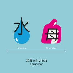 Learn chinese with Chineasy