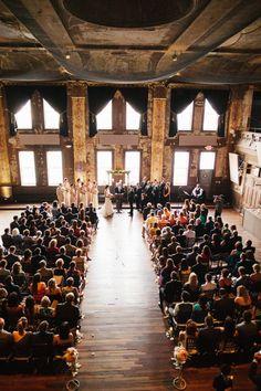 15 Stunning Indoor Wedding Venues - Funny Wedding Media