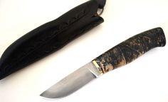 puuko knife | Scandinavian Puukko-by-Stuart-Smith - Arizona Custom Knives - Custom ...