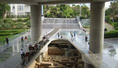 The Acropolis Museum (Greek: Μουσείο Ακρόπολης, Mouseio Akropolis) is an archaeological museum focused on the findings of the archaeological sit... Get more information about the Acropolis Museum on Hostelman.com #attraction #Greece #museum #travel #destinations #tips #packing #ideas #budget #trips