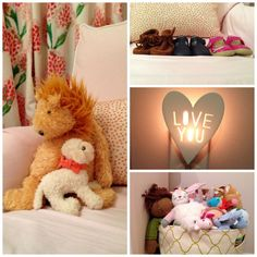 Project Nursery - Love You Nightlight