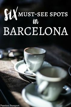 Reema Desai recently spent one week in Barcelona, eating, drinking and wandering her way around town. Here, she shares her recommendations for a stellar time in Spain's second largest city. | Passion Passport